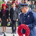 Remembrance Day Parade Bermuda, November 11 2018-7484
