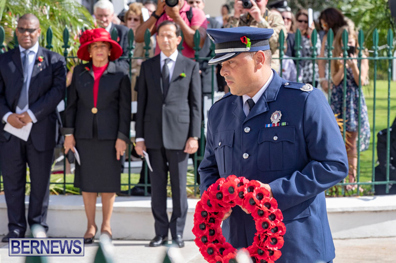 Remembrance-Day-Parade-Bermuda-November-11-2018-7484