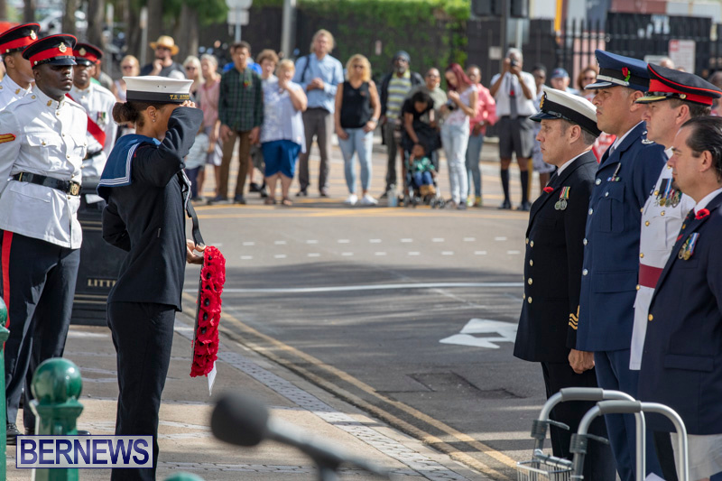 Remembrance-Day-Parade-Bermuda-November-11-2018-7485