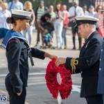 Remembrance Day Parade Bermuda, November 11 2018-7487