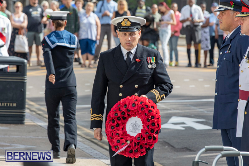 Remembrance-Day-Parade-Bermuda-November-11-2018-7492