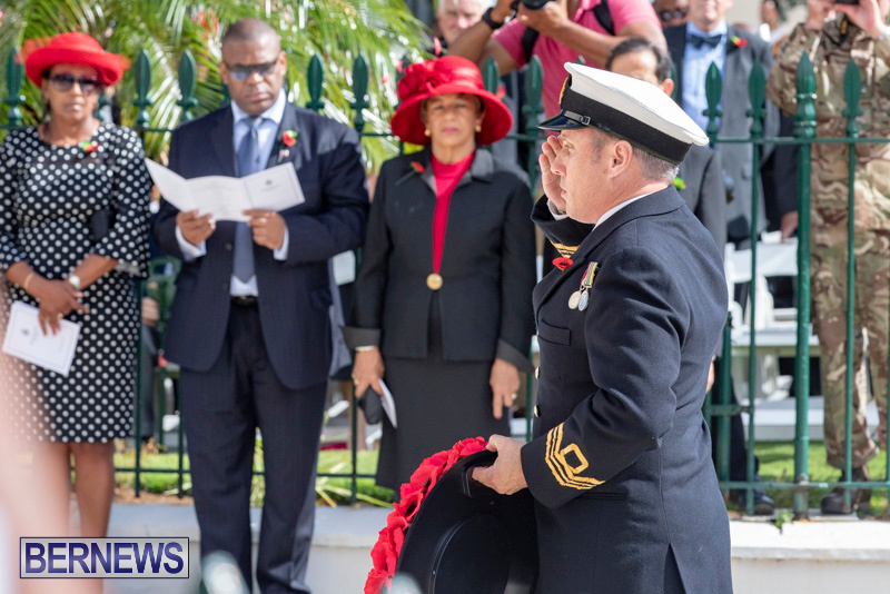 Remembrance-Day-Parade-Bermuda-November-11-2018-7499