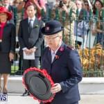 Remembrance Day Parade Bermuda, November 11 2018-7501