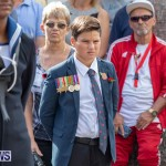 Remembrance Day Parade Bermuda, November 11 2018-7505