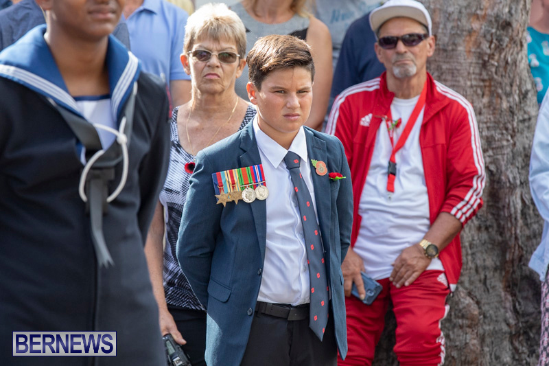 Remembrance-Day-Parade-Bermuda-November-11-2018-7505