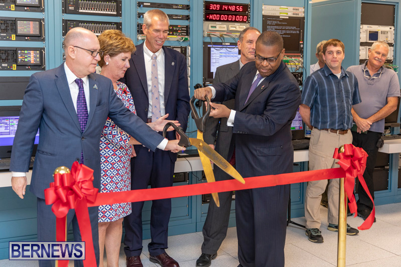 Ribbon Cutting Ceremony NASA Tracking Station Bermuda, November 5 2018-5850