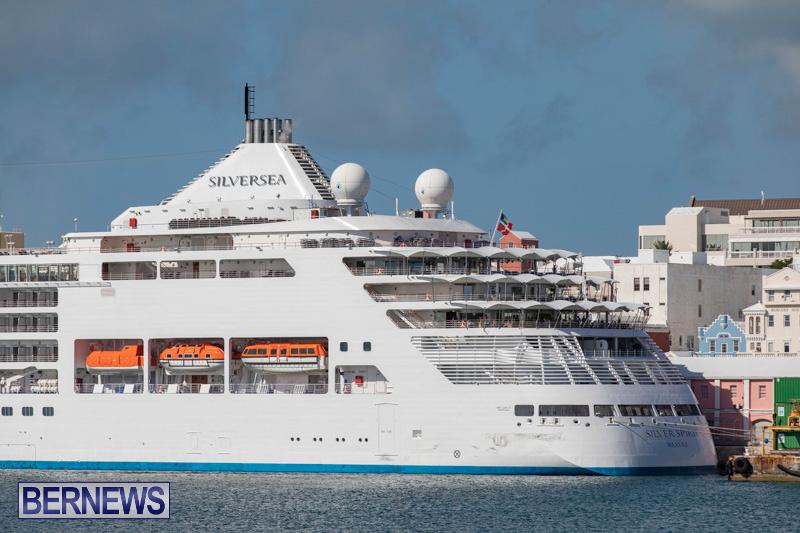 Silver Spirit Cruise Ship Bermuda, November 8 2018-5940