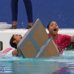 Student Cardboard Boat Challenge Bermuda, November 15 2018-8548