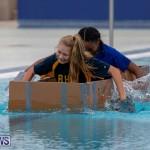 Student Cardboard Boat Challenge Bermuda, November 15 2018-8575