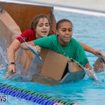 Student Cardboard Boat Challenge Bermuda, November 15 2018-8627