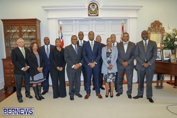 Swearing-In Ceremony at Government House Bermuda Nov 1 2018 (1)