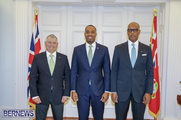 Swearing-In Ceremony at Government House Bermuda Nov 1 2018 (2)