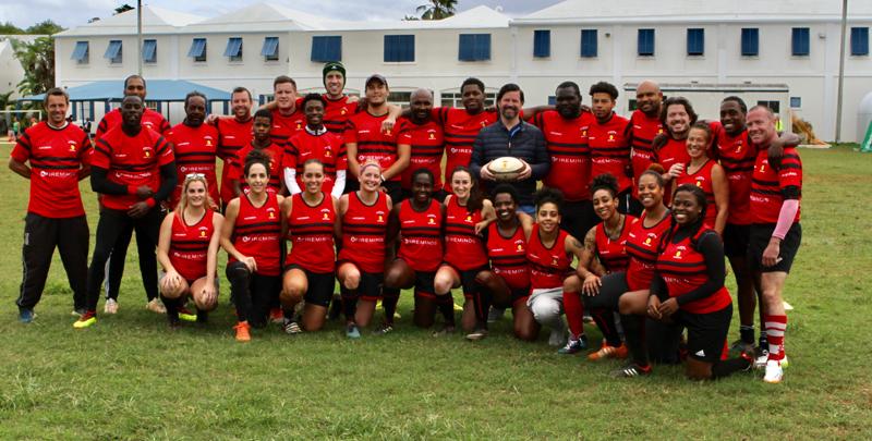 Teachers Rugby Football Club Bermuda Nov 27 2018