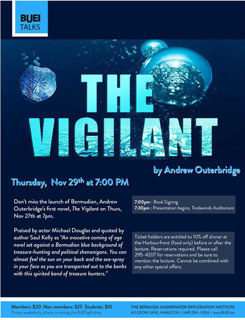 The Vigilant Bermuda Nov 14 2018--