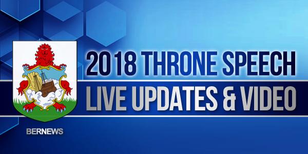 Throne Speech 2018 Live updates TC