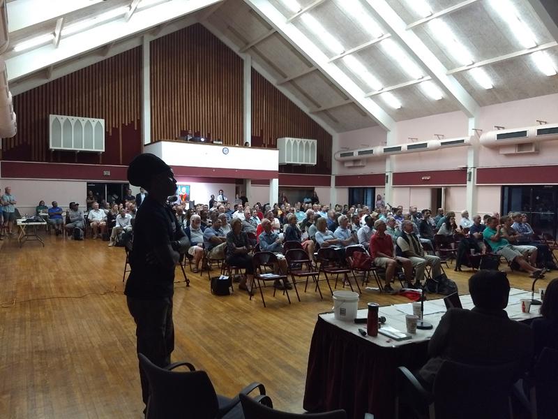 Town Hall Meeting Bermuda November 2018 (1)