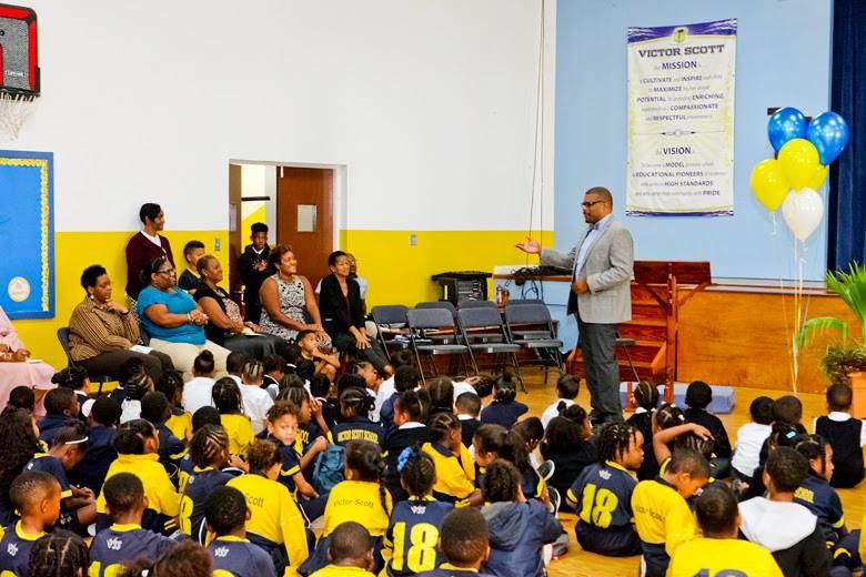 Victor Scott Primary School's assembly Bermuda Nov 20 2018 (1)