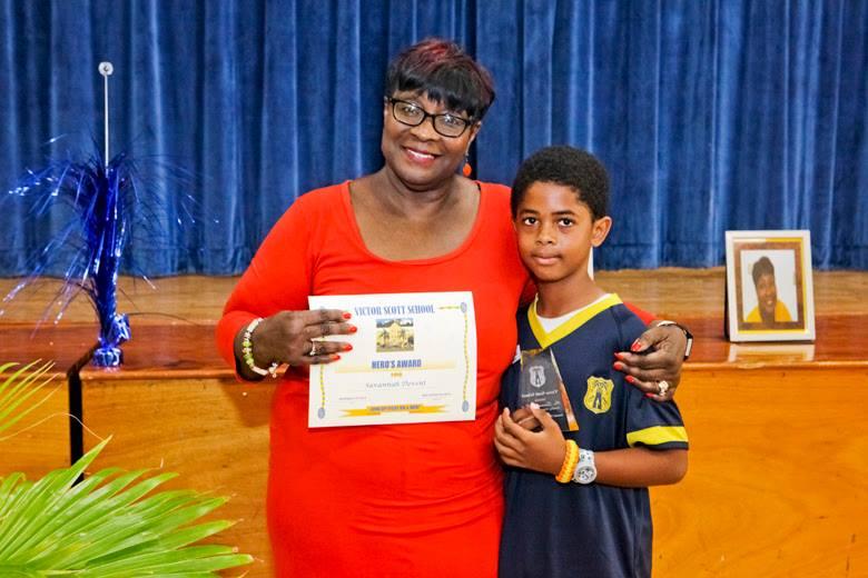 Victor Scott Primary School's assembly Bermuda Nov 20 2018 (5)