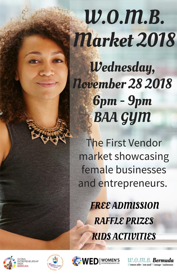 WOMB Market Bermuda November 2018 (2)