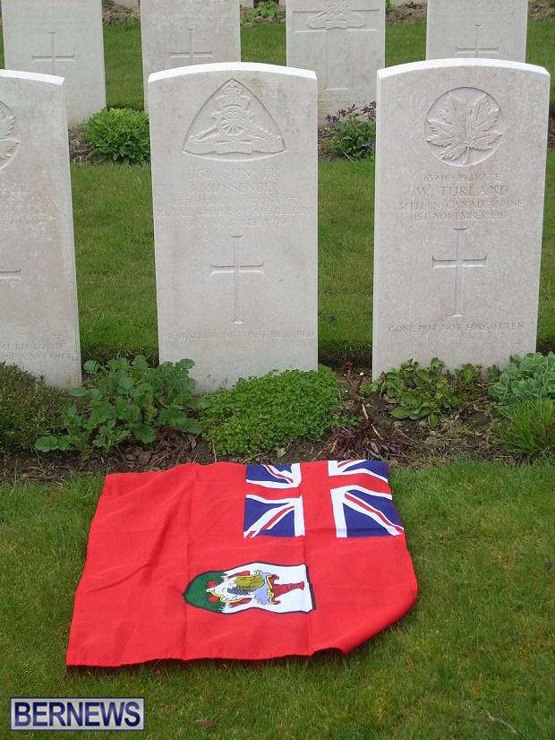 grave bermudian WWI Bernews (2)