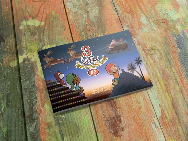 3 Little Bermudians colouring book Dec 2018 (1)