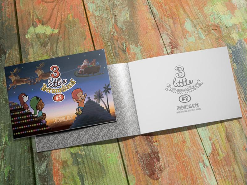 3 Little Bermudians colouring book Dec 2018 (2)