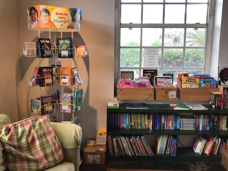 Bermuda Book Store December 2018 (2)