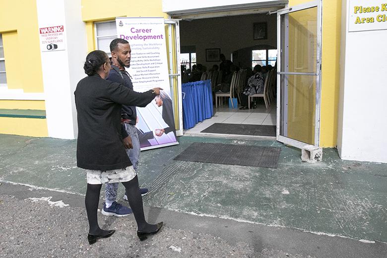 Career Development Training and Registration Drive Bermuda Dec 2018 (4)