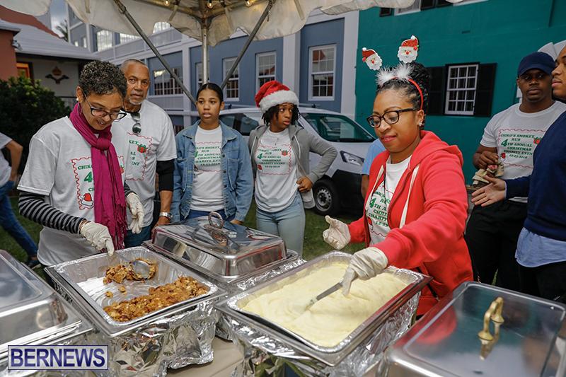 Chiko's Smokey Rub Christmas Dinner Bermuda Dec 23 2018 (13)