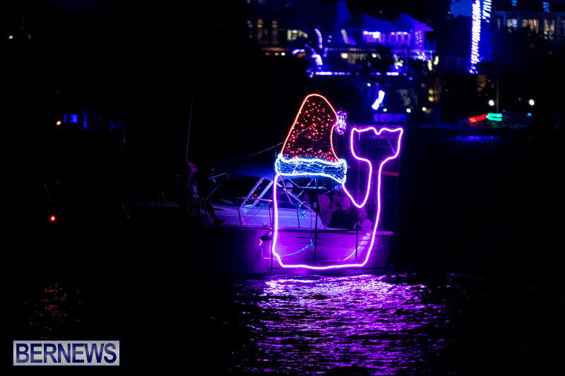 Christmas-Boat-Parade-In-Hamilton-Bermuda-December-8-2018-3792