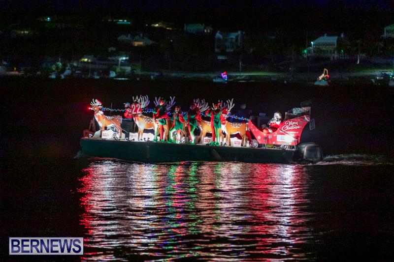 Christmas-Boat-Parade-In-Hamilton-Bermuda-December-8-2018-3862