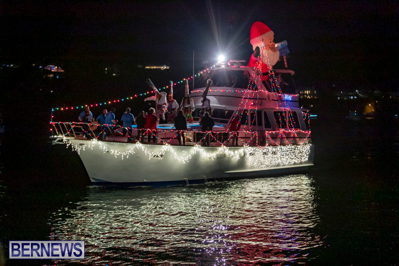 Christmas-Boat-Parade-In-Hamilton-Bermuda-December-8-2018-3864