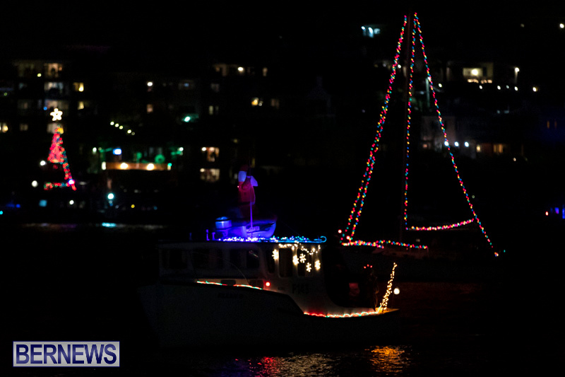Christmas-Boat-Parade-In-Hamilton-Bermuda-December-8-2018-3919