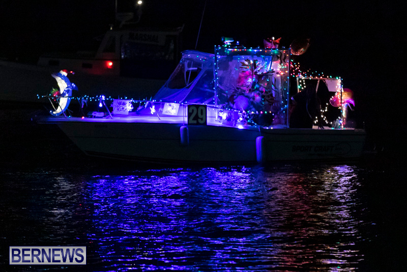 Christmas-Boat-Parade-In-Hamilton-Bermuda-December-8-2018-3959