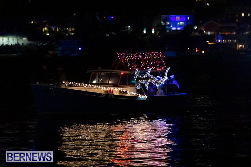 Christmas-Boat-Parade-In-Hamilton-Bermuda-December-8-2018-3967