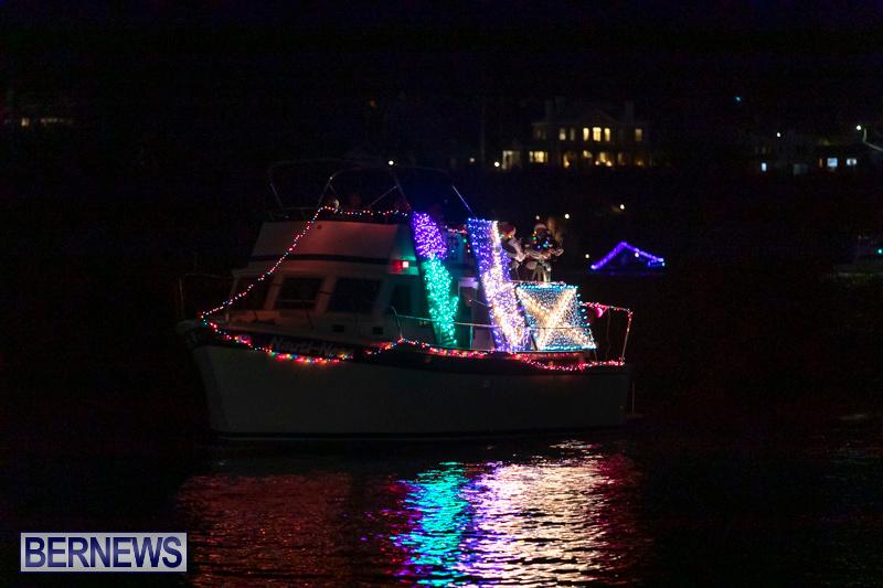 Christmas-Boat-Parade-In-Hamilton-Bermuda-December-8-2018-3990