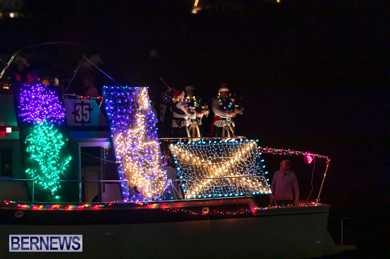 Christmas-Boat-Parade-In-Hamilton-Bermuda-December-8-2018-3999