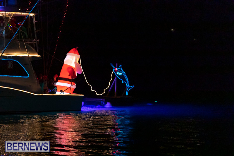 Christmas-Boat-Parade-In-Hamilton-Bermuda-December-8-2018-4015