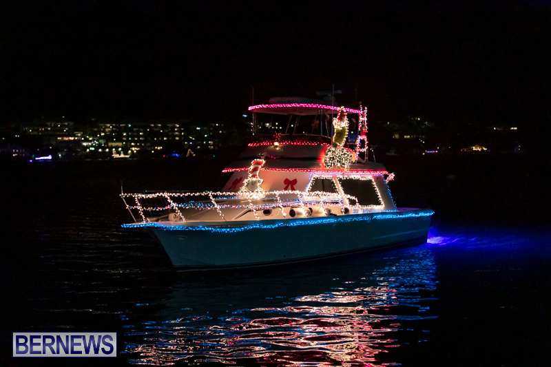 Christmas-Boat-Parade-In-Hamilton-Bermuda-December-8-2018-4107