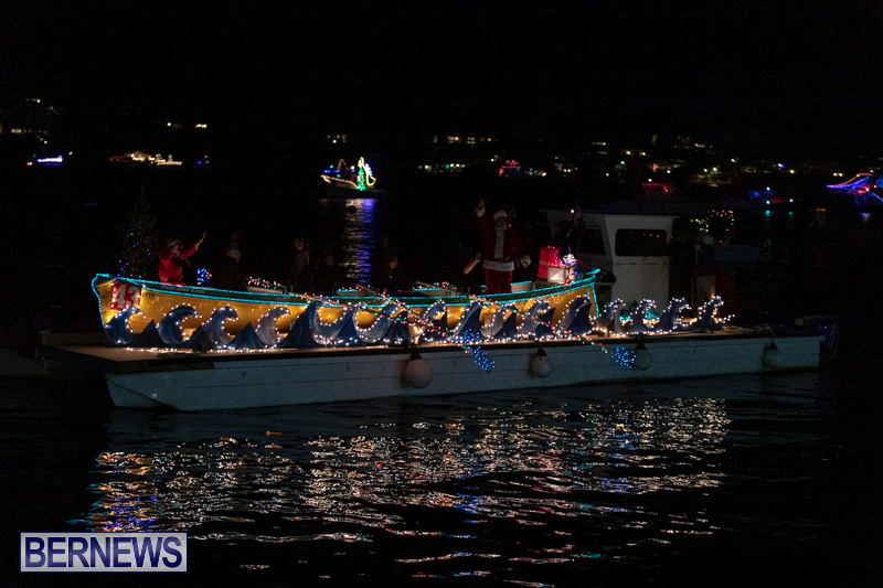 Christmas-Boat-Parade-In-Hamilton-Bermuda-December-8-2018-4170