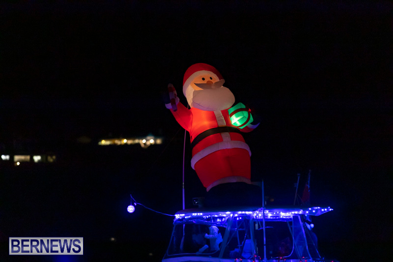 Christmas-Boat-Parade-In-Hamilton-Bermuda-December-8-2018-4191