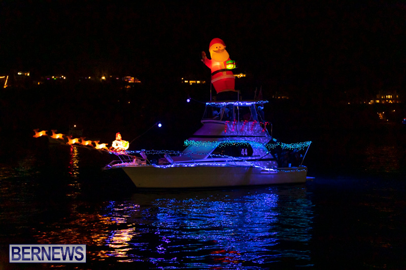 Christmas-Boat-Parade-In-Hamilton-Bermuda-December-8-2018-4196