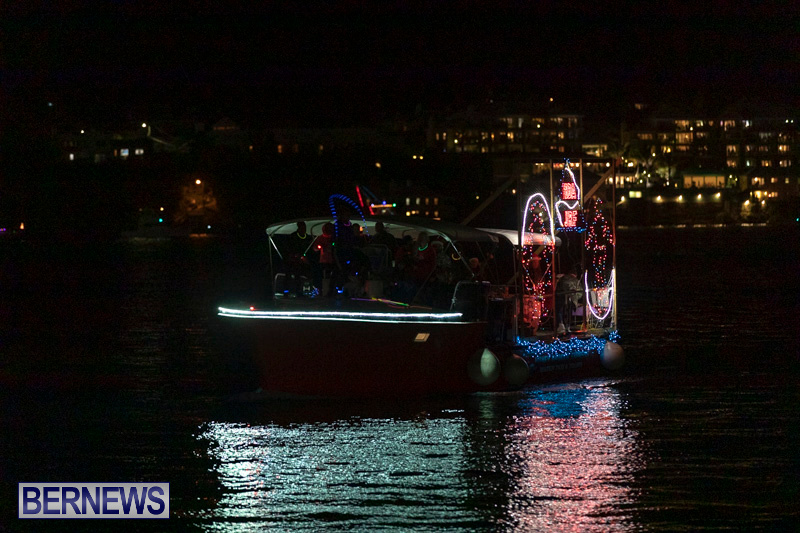 Christmas-Boat-Parade-In-Hamilton-Bermuda-December-8-2018-4247