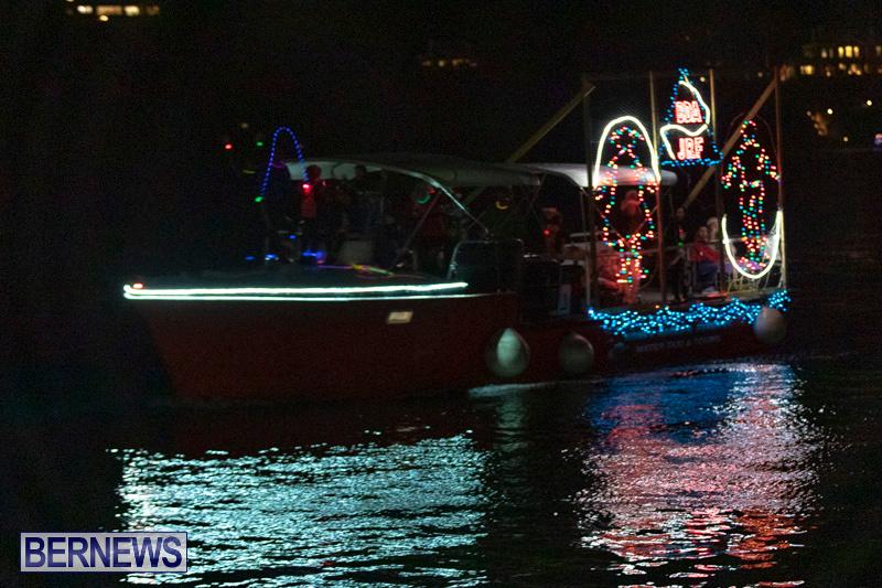 Christmas-Boat-Parade-In-Hamilton-Bermuda-December-8-2018-4250
