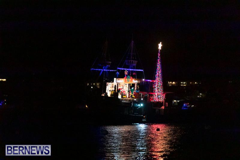 Christmas-Boat-Parade-In-Hamilton-Bermuda-December-8-2018-4278