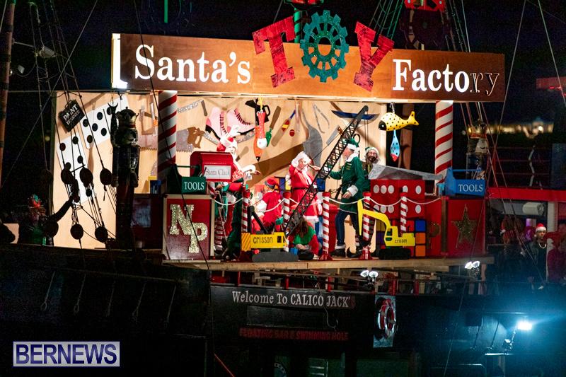 Christmas-Boat-Parade-In-Hamilton-Bermuda-December-8-2018-4313