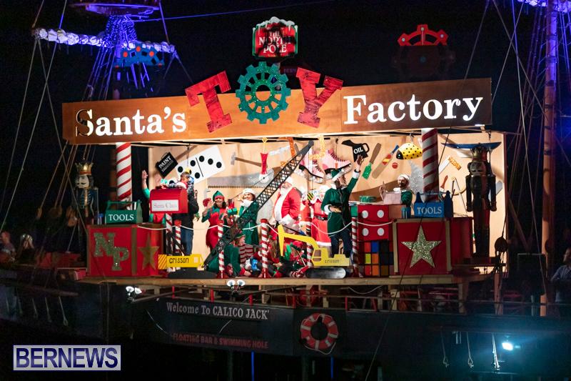 Christmas-Boat-Parade-In-Hamilton-Bermuda-December-8-2018-4476