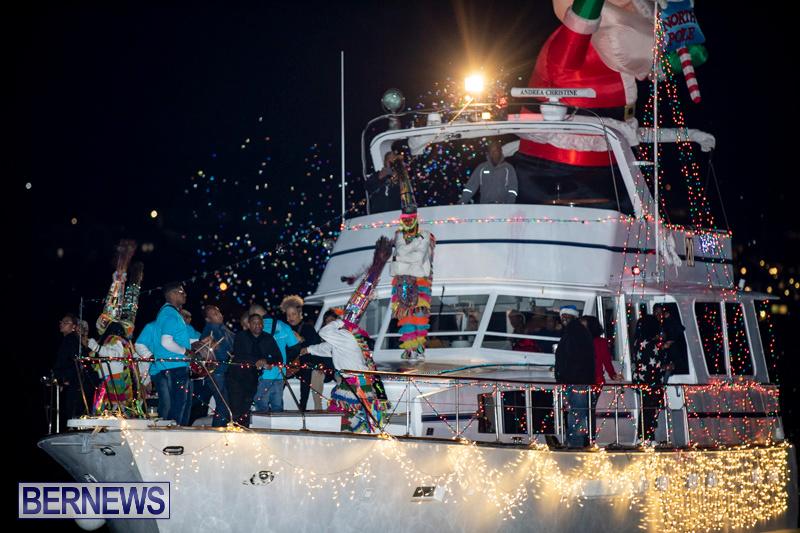 Christmas-Boat-Parade-In-Hamilton-Bermuda-December-8-2018-4535