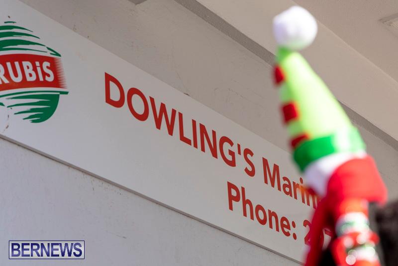 Dowlings Marina Christmas Meal Bermuda, December 25 2018-5511
