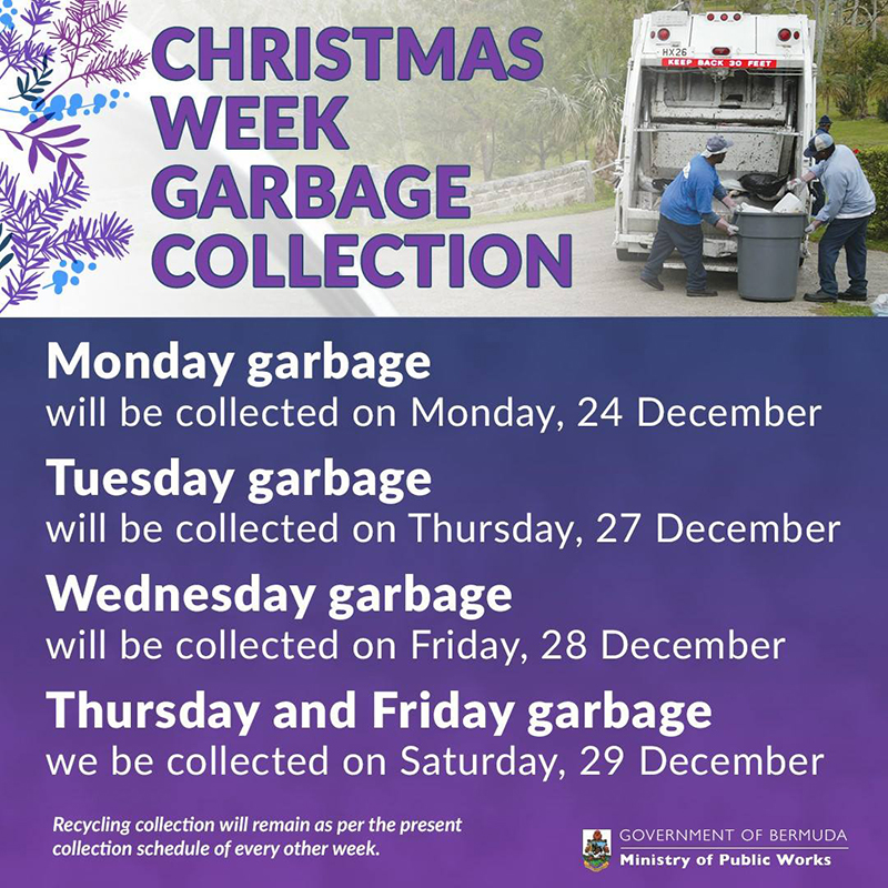 Garbage Collection Bermuda Dec 23 2018 (3)